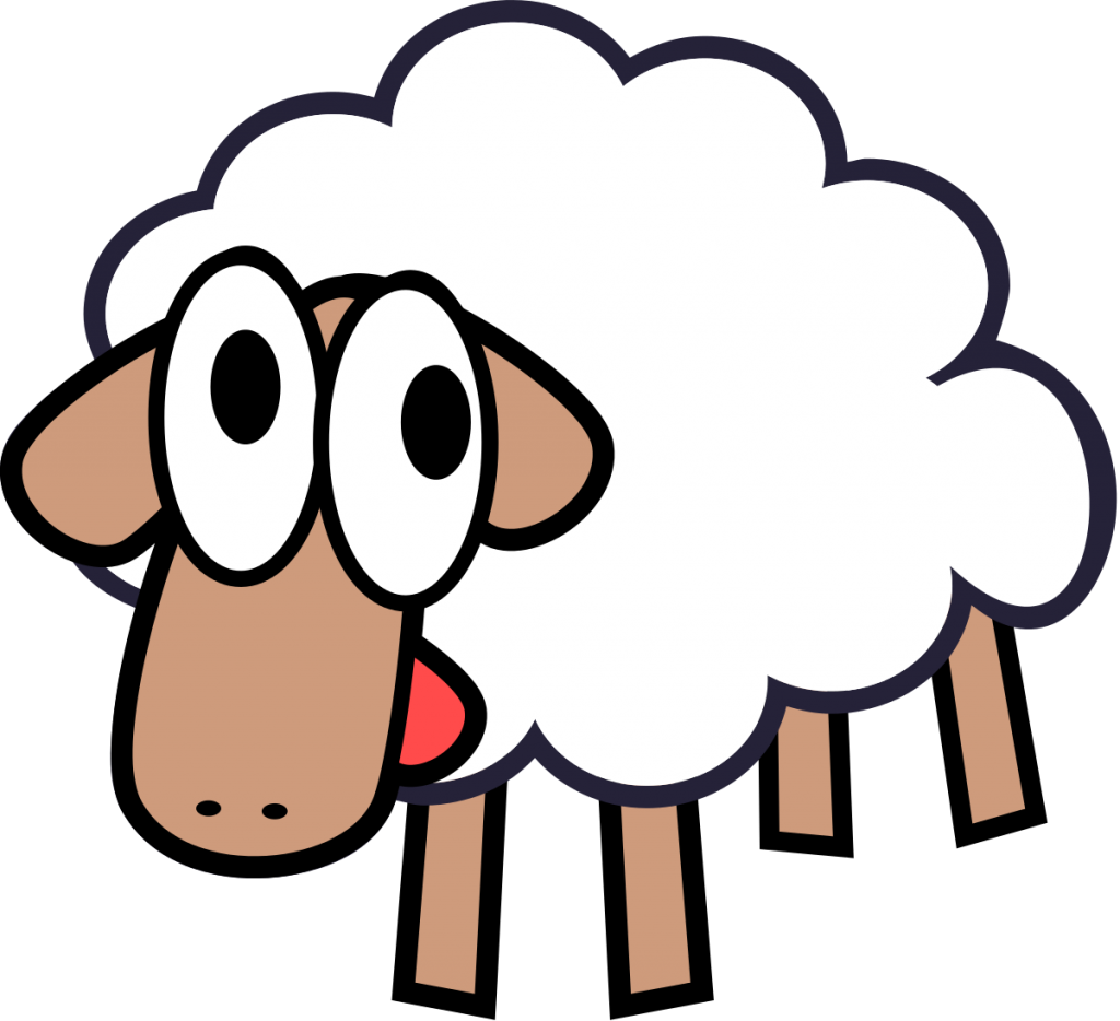 Mona Sheep-a